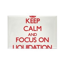 Keep Calm and focus on Liquidation Magnets