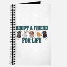 Adopt A Friend Journal