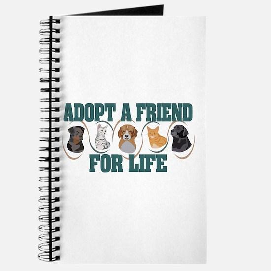 Adopt A Friend Journal