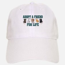 Adopt A Friend Baseball Baseball Cap