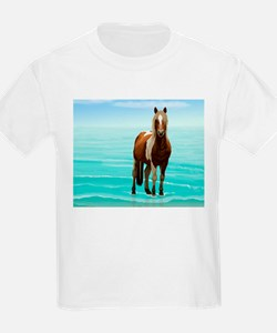 Cute Assateague island T-Shirt