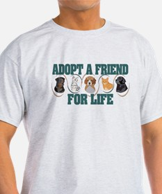 Adopt A Friend T-Shirt