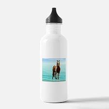 Cute Paint Water Bottle