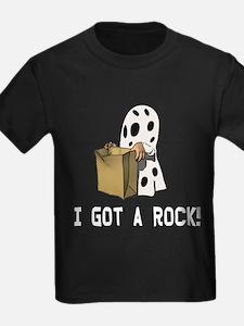 I got a rock! T