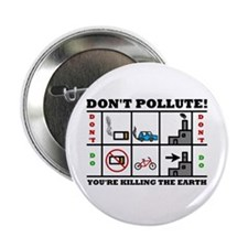 Don't Pollute Button