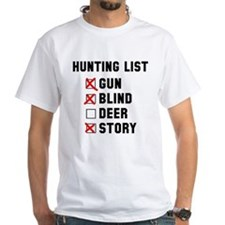 Hunting List Shirt