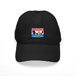 Dutch Bantams Black Cap