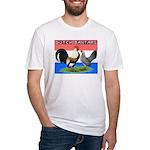 Dutch Bantams Fitted T-Shirt
