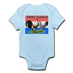 Dutch Bantams Infant Bodysuit