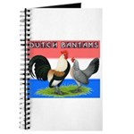 Dutch Bantams Journal