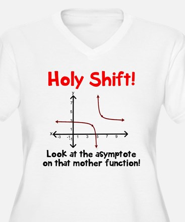 Holy shift asympt T-Shirt