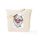 Sugar skull Bags & Totes