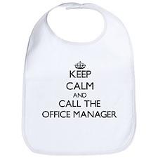 Cute Office manager Bib