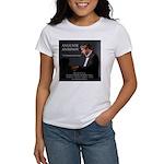 """Women's T-Shirt """"An American Journey&quot"""