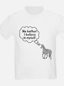 Unicorn I believe in myself T-Shirt