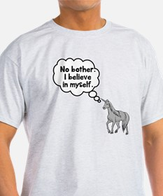 Unicorn I believe in myself T-Shirt