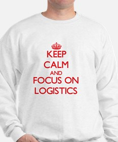 Cute Logistics Sweatshirt