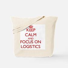 Cute Logistics Tote Bag