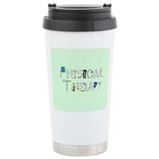 Funny Physical therapy Travel Mug
