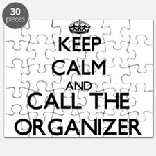 Cool Scrapbooking keep calm Puzzle