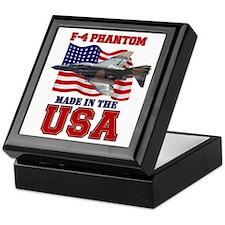 F-4 Phantom Keepsake Box