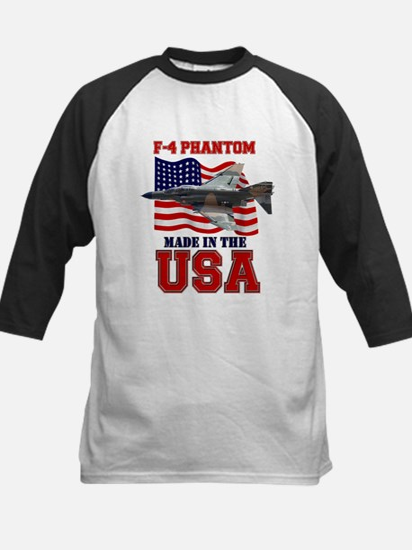 F-4 Phantom Kids Baseball Jersey