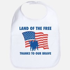 Thanks To Our Brave Bib