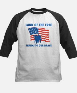 Thanks To Our Brave Tee
