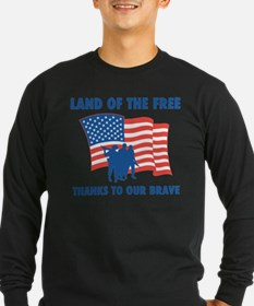 Thanks To Our Brave T