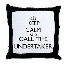 Cute Urn Throw Pillow