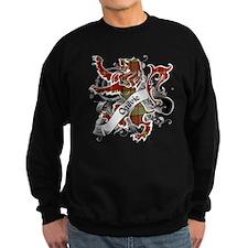 Ogilvie Tartan Lion Sweatshirt