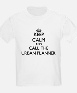 Keep calm and call the Urban Planner T-Shirt