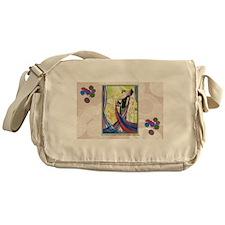 Cute Womens day Messenger Bag