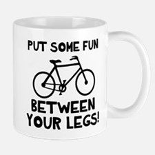 Bike between your legs Mug