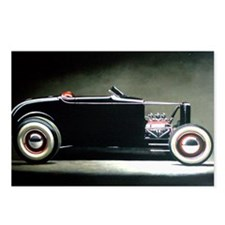 Cool Racing Postcards (Package of 8)
