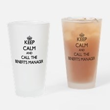 Cute Benefit Drinking Glass