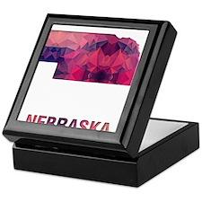 Cool Geography Keepsake Box