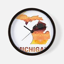 State Wall Clock