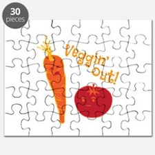 Veggin Out Puzzle