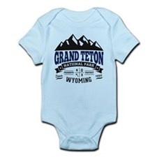 Grand Teton Vintage Infant Bodysuit