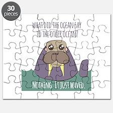 Walrus Joke Puzzle