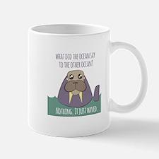 Walrus Joke Mugs
