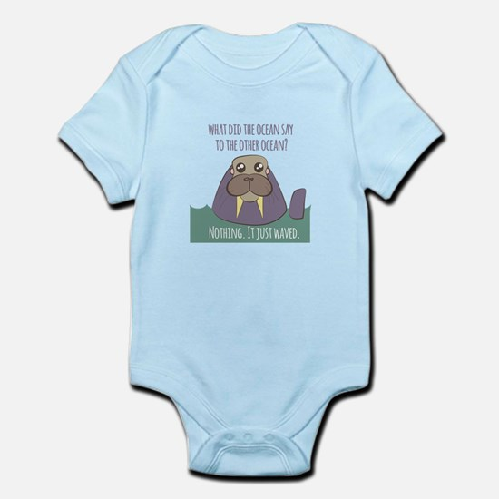 Walrus Joke Body Suit