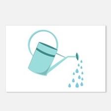 Watering Can Postcards (Package of 8)