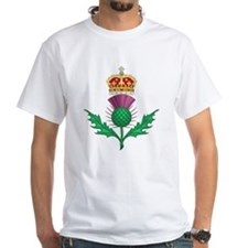 Thistle Royal Badge of Scotland T-Shirt