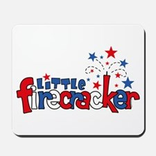 Little Firecracker Mousepad