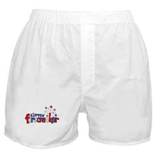 Little Firecracker Boxer Shorts