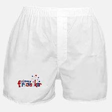 Little Firecracker Boxer Shorts