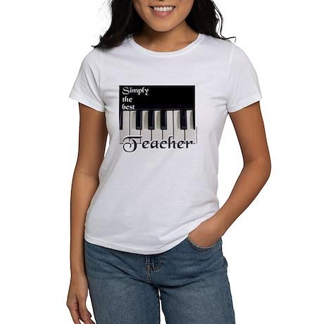 PIANO Women's T-Shirt