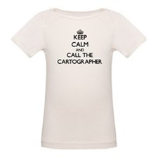 Keep calm and call the Cartographer T-Shirt